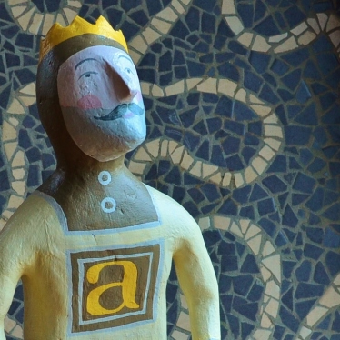 KIng Alfred. SOLD