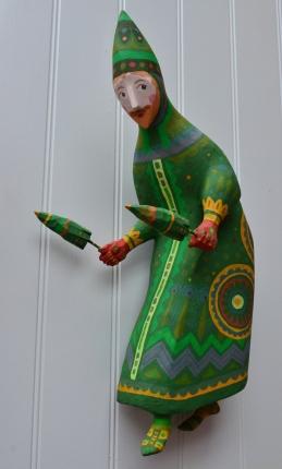 Mummer Man 2. SOLD