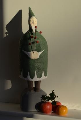 Green Man. SOLD