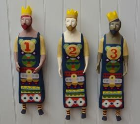 Kings1,2,3. SOLD