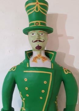 Green Man £250
