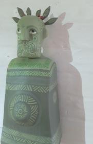 Green man £125