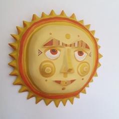 Sun Plaque £120