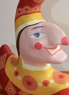 Mr Punch. SOLD