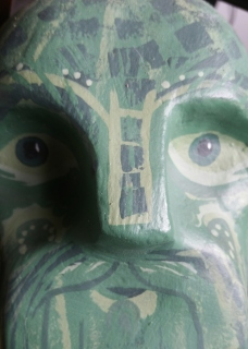 Green Man.