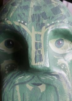 Green Man. £POA