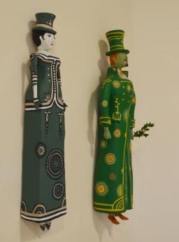 Mrs and Mr Gardener