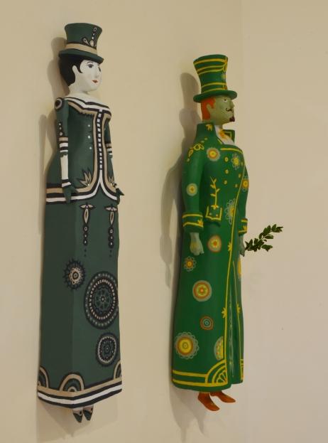 Mrs and Mr Gardener. £POA