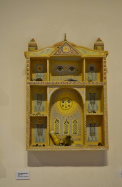 Temple of the Sun. SOLD