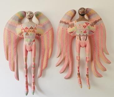 Pink Angel. £POA