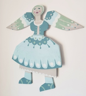 Flatpack Angel. £POA.