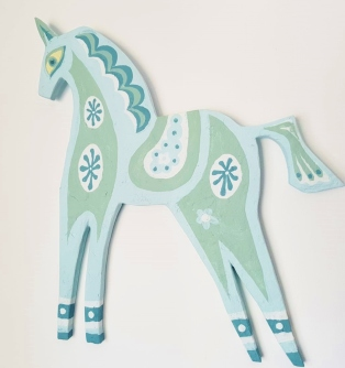 Horse. SOLD