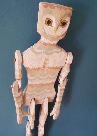 Owl Doll. £POA