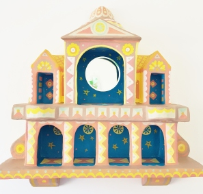 Star Temple. SOLD
