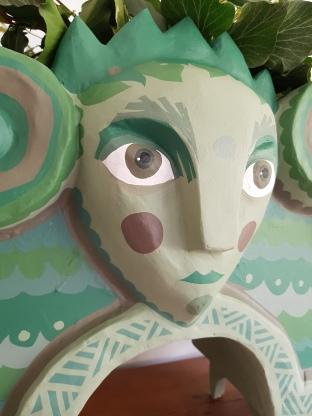 Face Detail.